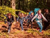 Et nyt samarbejde mellem Dansk Skoleidræt og Spejderne skal skane en bredere forståelse for bevægelse og bidrage med nye aktiviteter til 6-9 klasse. Foto: PR-Foto Spejdene