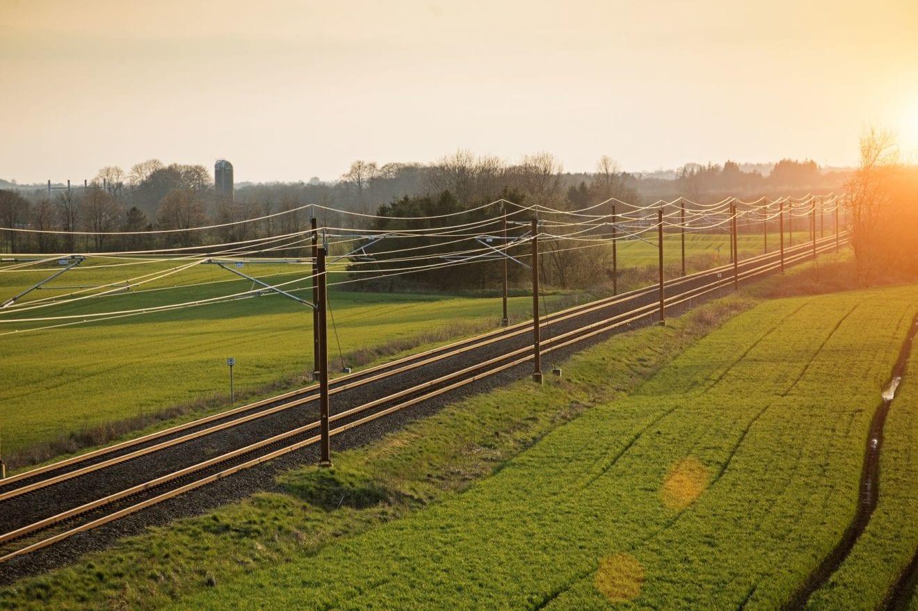 Arbejdet på jernbanen mellem Roskilde og Holbæk forlænges med en weekend