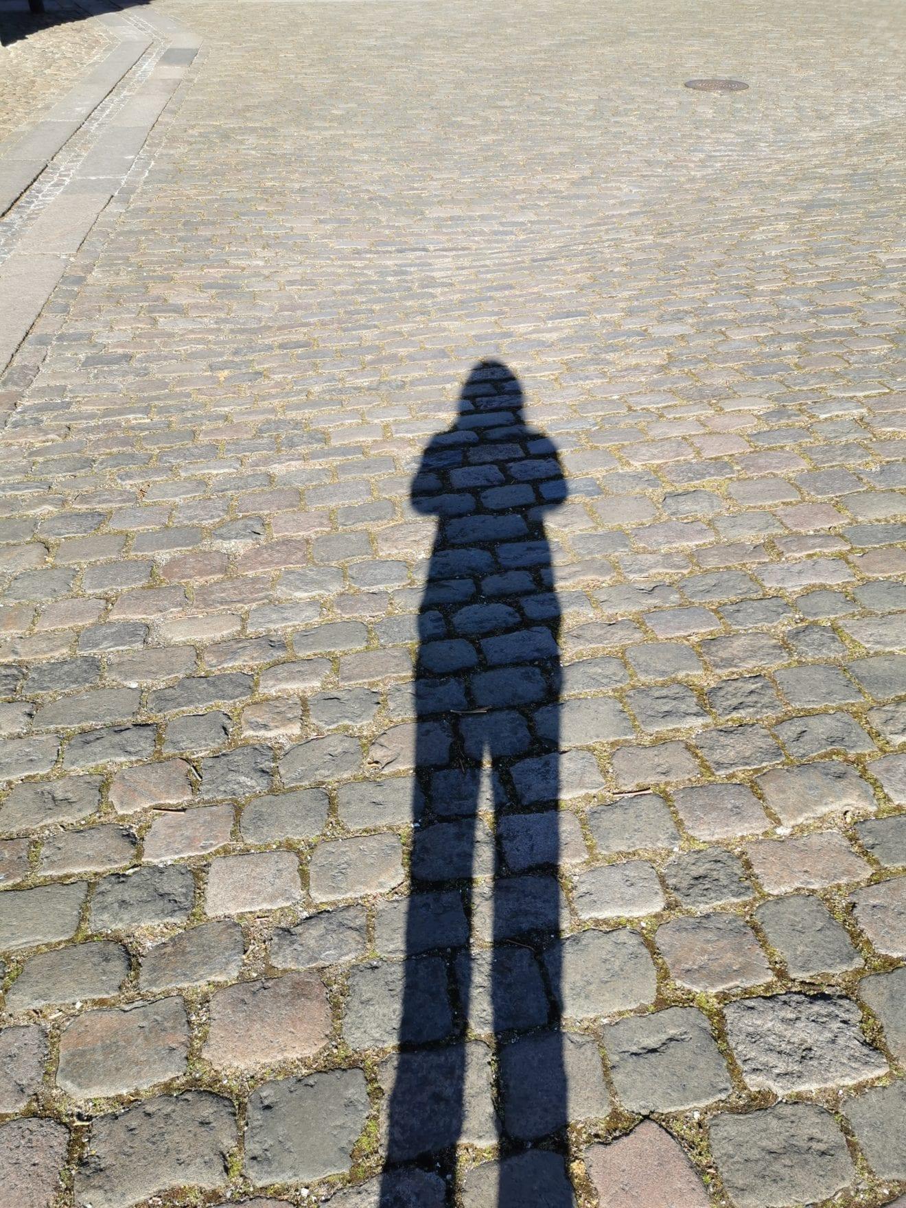 Mennesketomme Roskilde - et usædvanligt syn