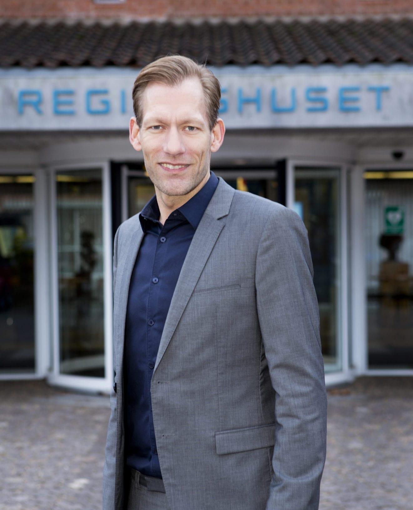 Region Sjælland vil huse ny styrelse