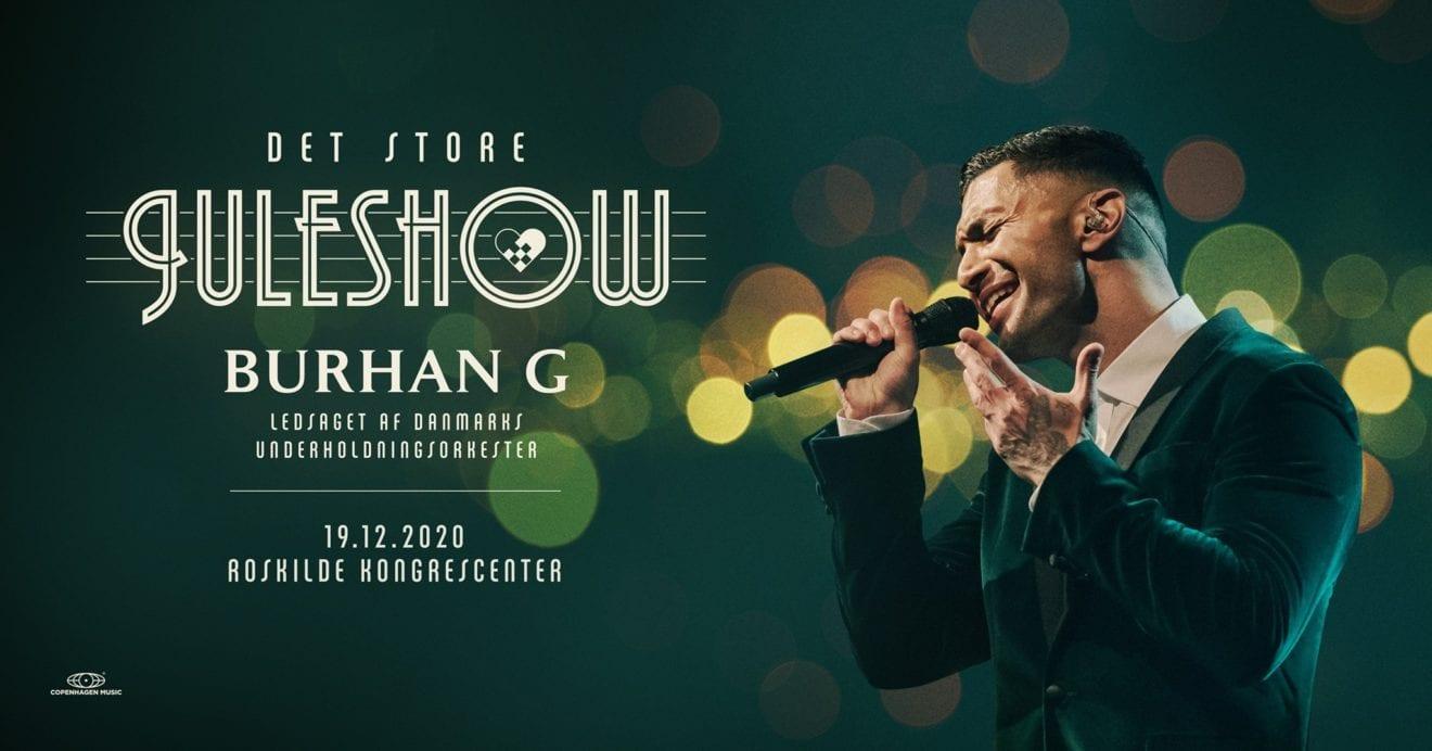 Burhan G | Det Store Juleshow 2020