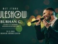 PR-Foto: Burhan GBurhan G | Det Store Juleshow 2020