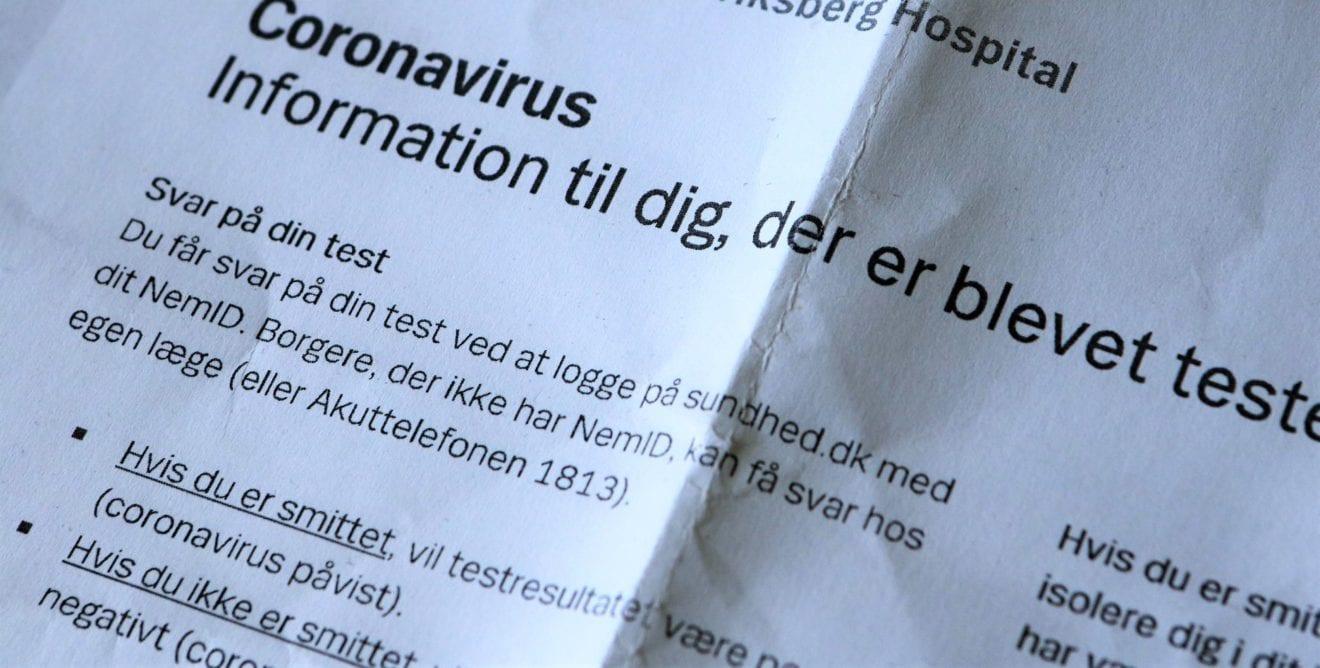 Flere corona-smittede i Roskilde Kommune
