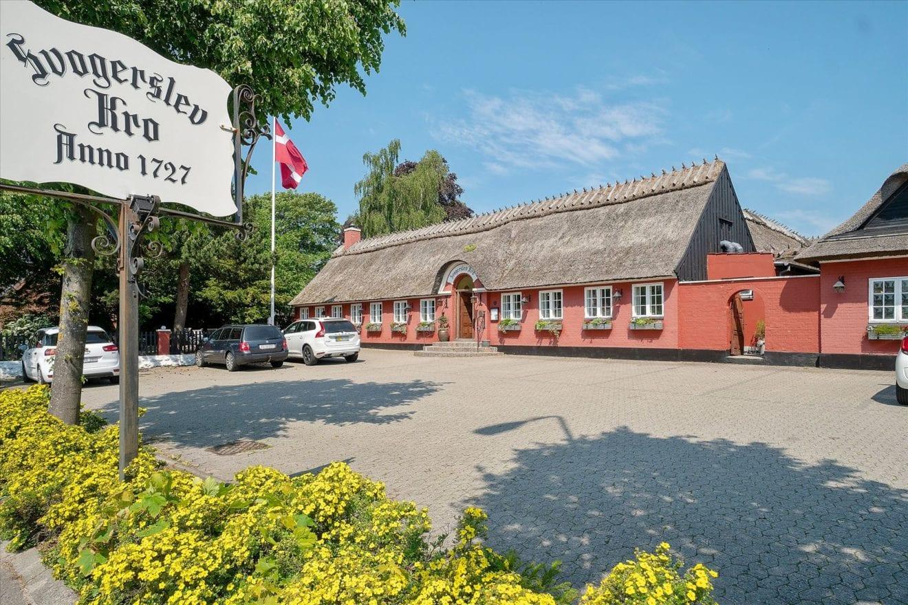 Charmerende kro i Roskilde får ny ejer: Håb om multianvendelig ejendom