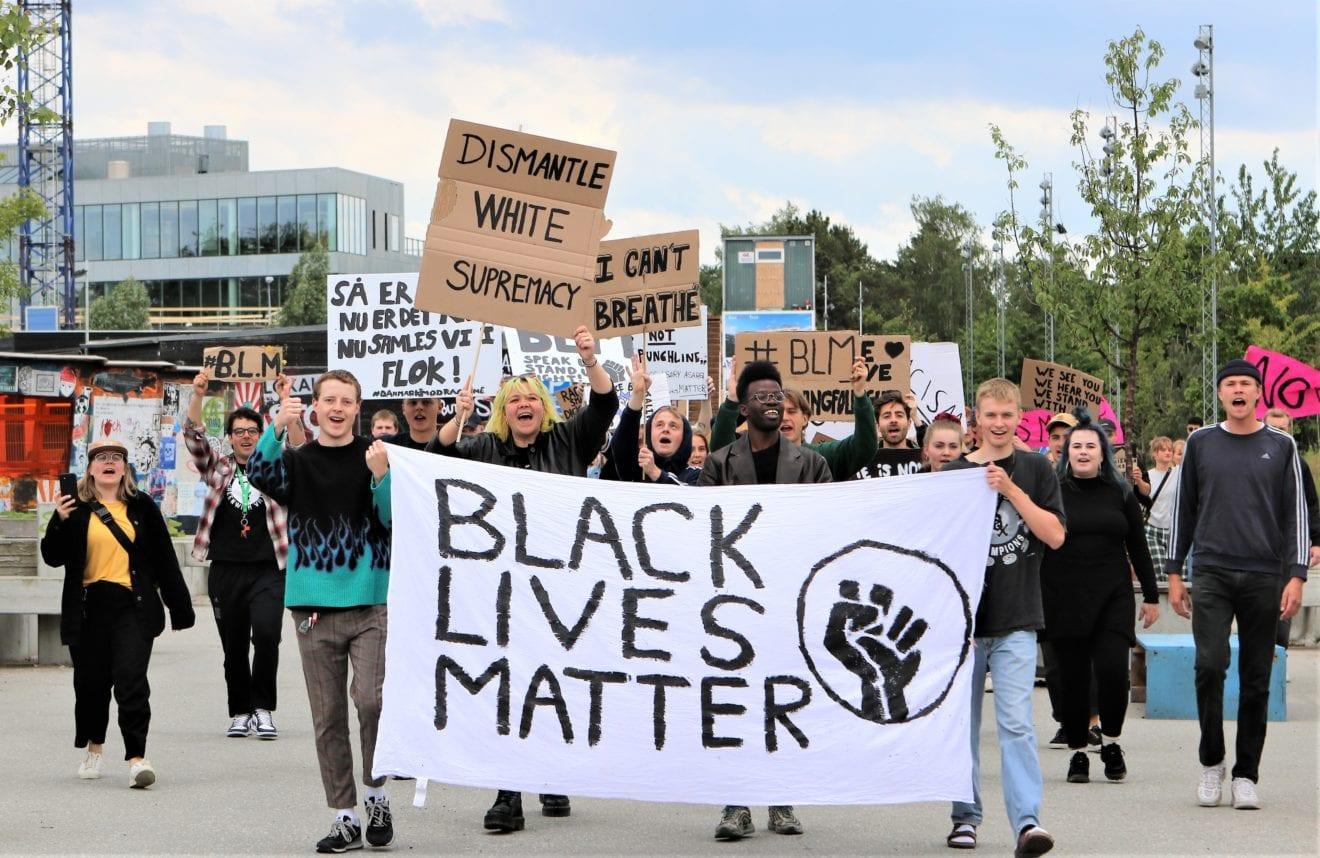 Black Lives Matter – også i Roskilde