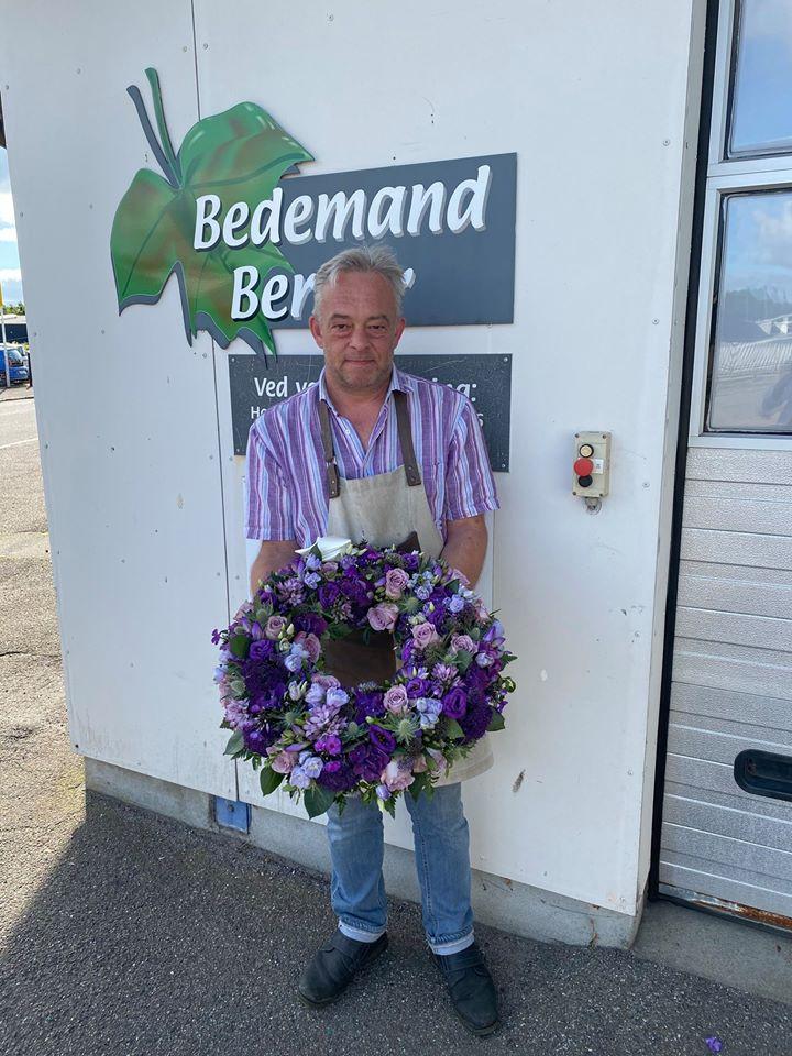 Garanti for friske blomsterkreationer