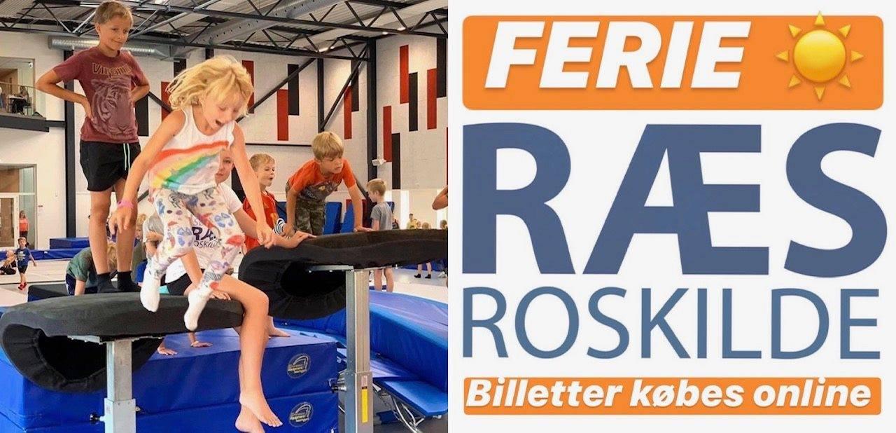 FERIERÆS ROSKILDE