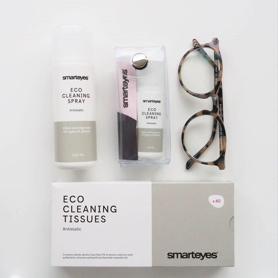Rengøringsprodukter til dine øjne