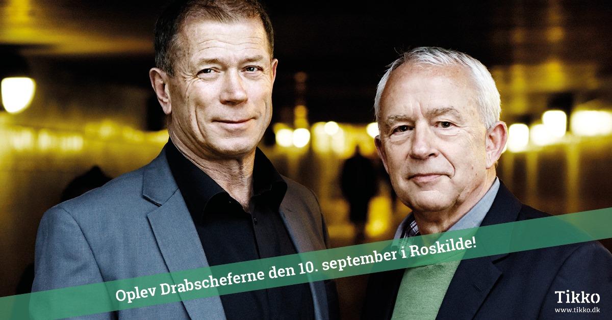 Foredrag med drabscheferne Kurt Kragh og Ove Dahl