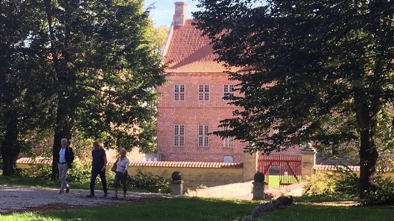 Herregårdstur - sejl til Selsø med Hjortholm