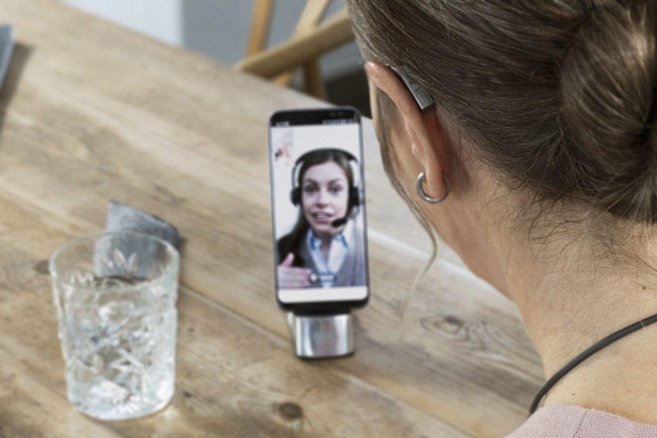 Kom til gratis høreprøve på Roskilde Dom Apotek, og hør om ny teknologi til fjernjustering af høreapparat