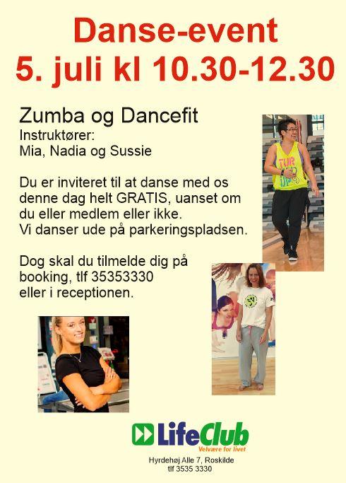 Danse-event