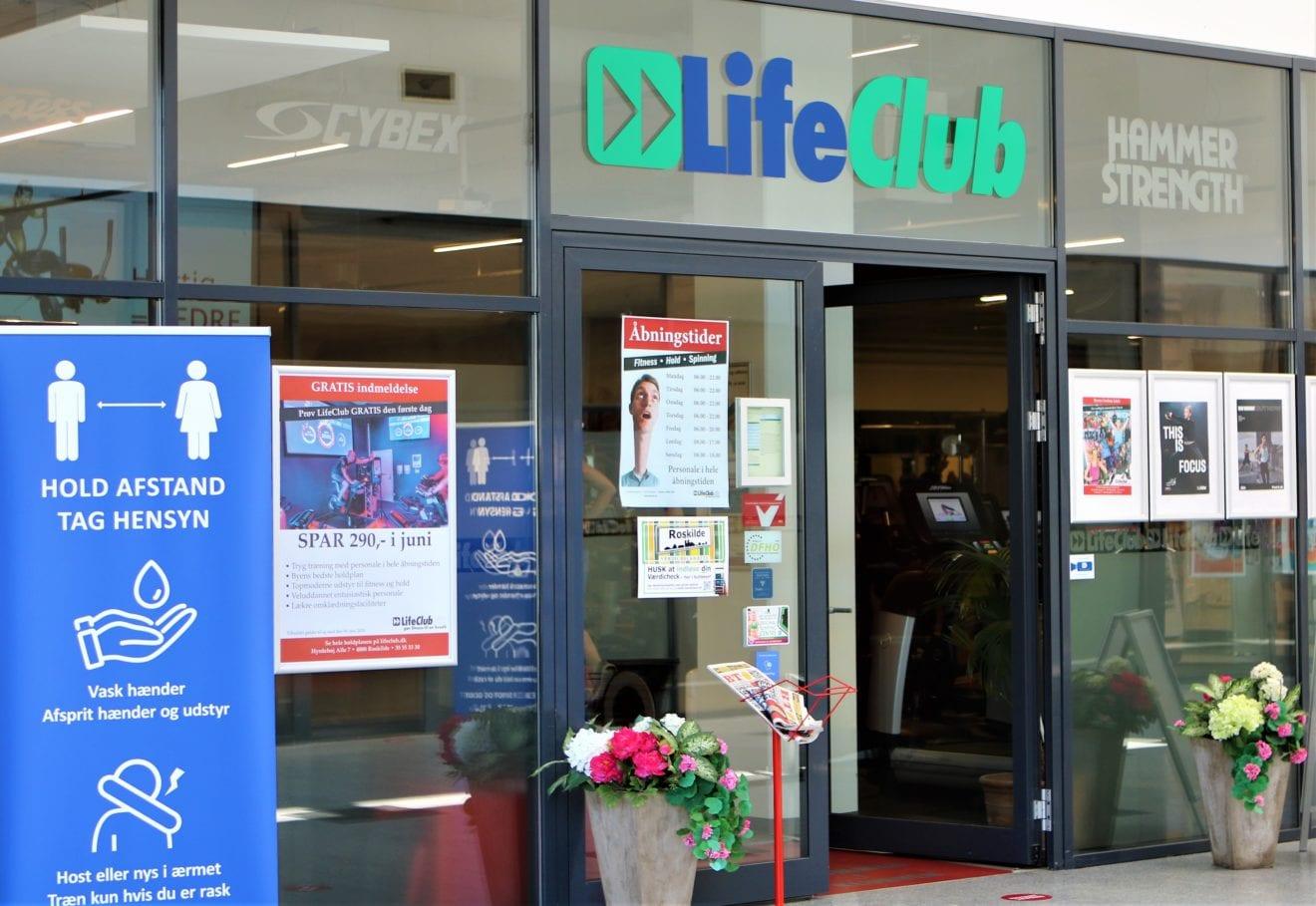 LifeClub holder åbent hus den 20. september