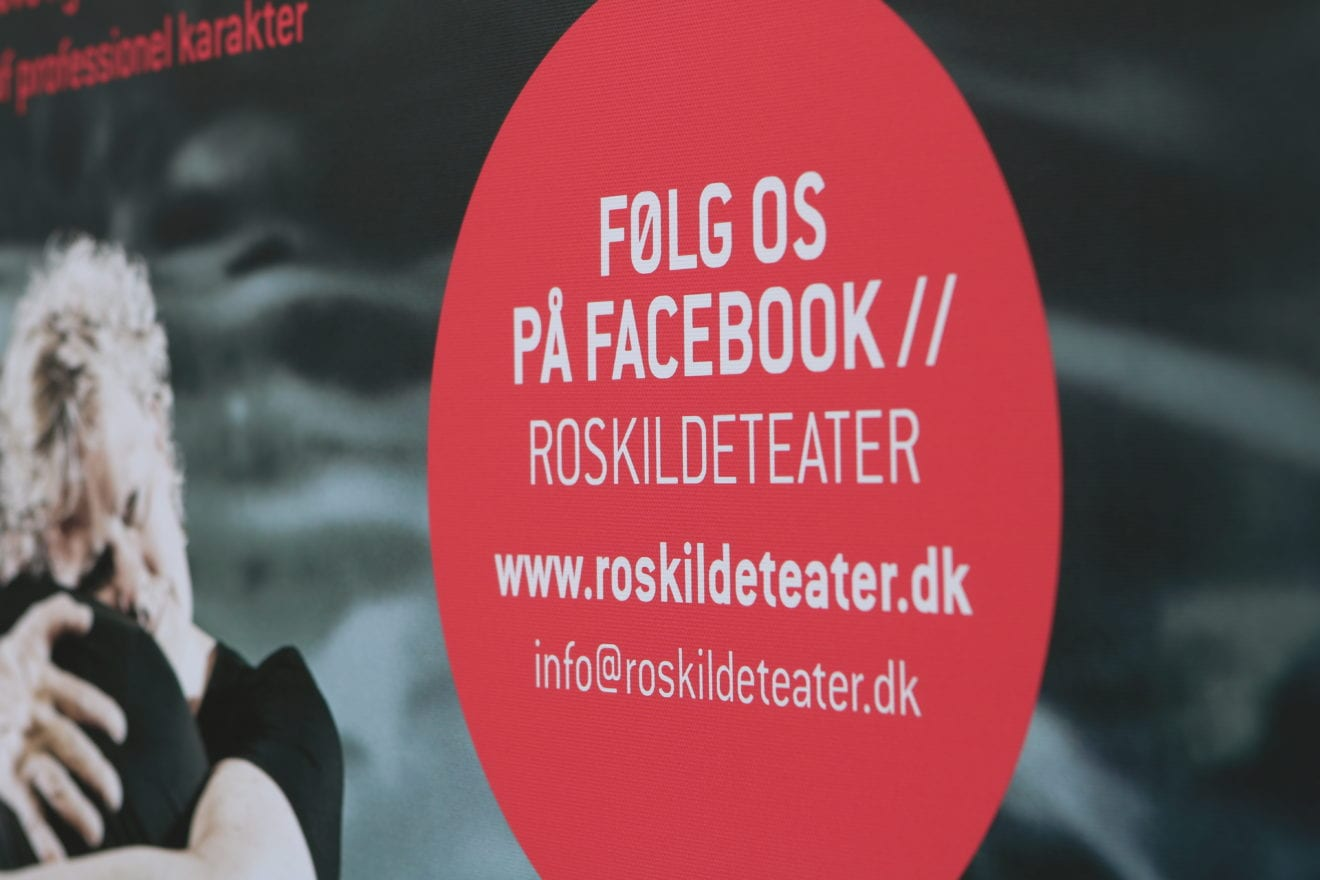 Gå trygt i Roskilde Teater