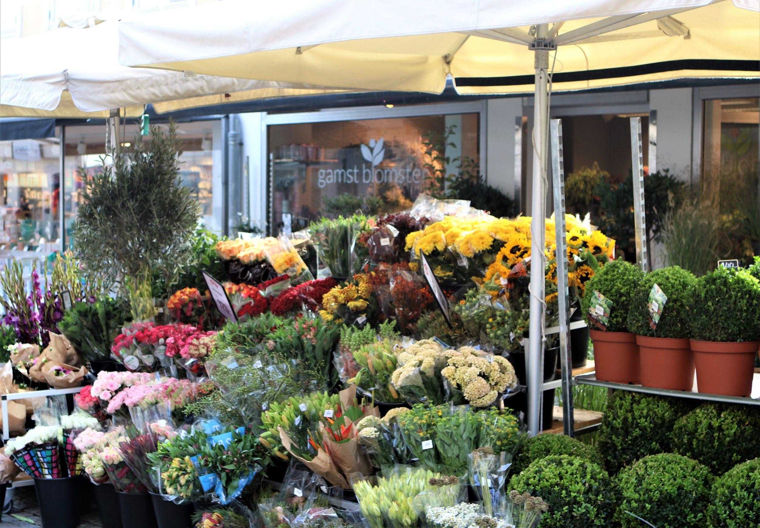 Unikke blomsterdekorationer hos Gamst Blomster