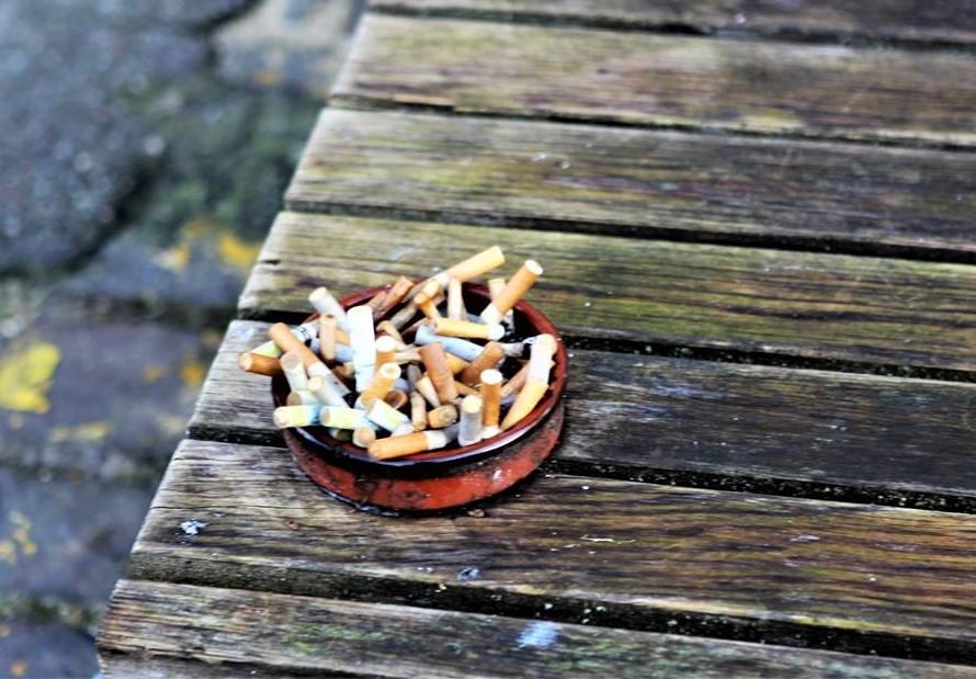 Farvel til tobak i skoletiden