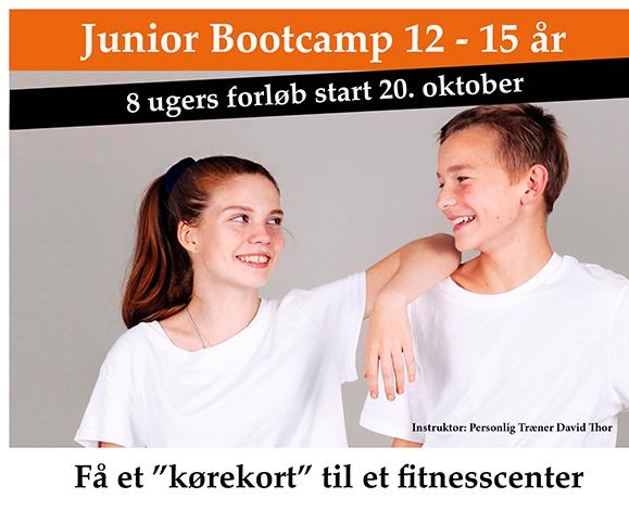 Junior bootcamp