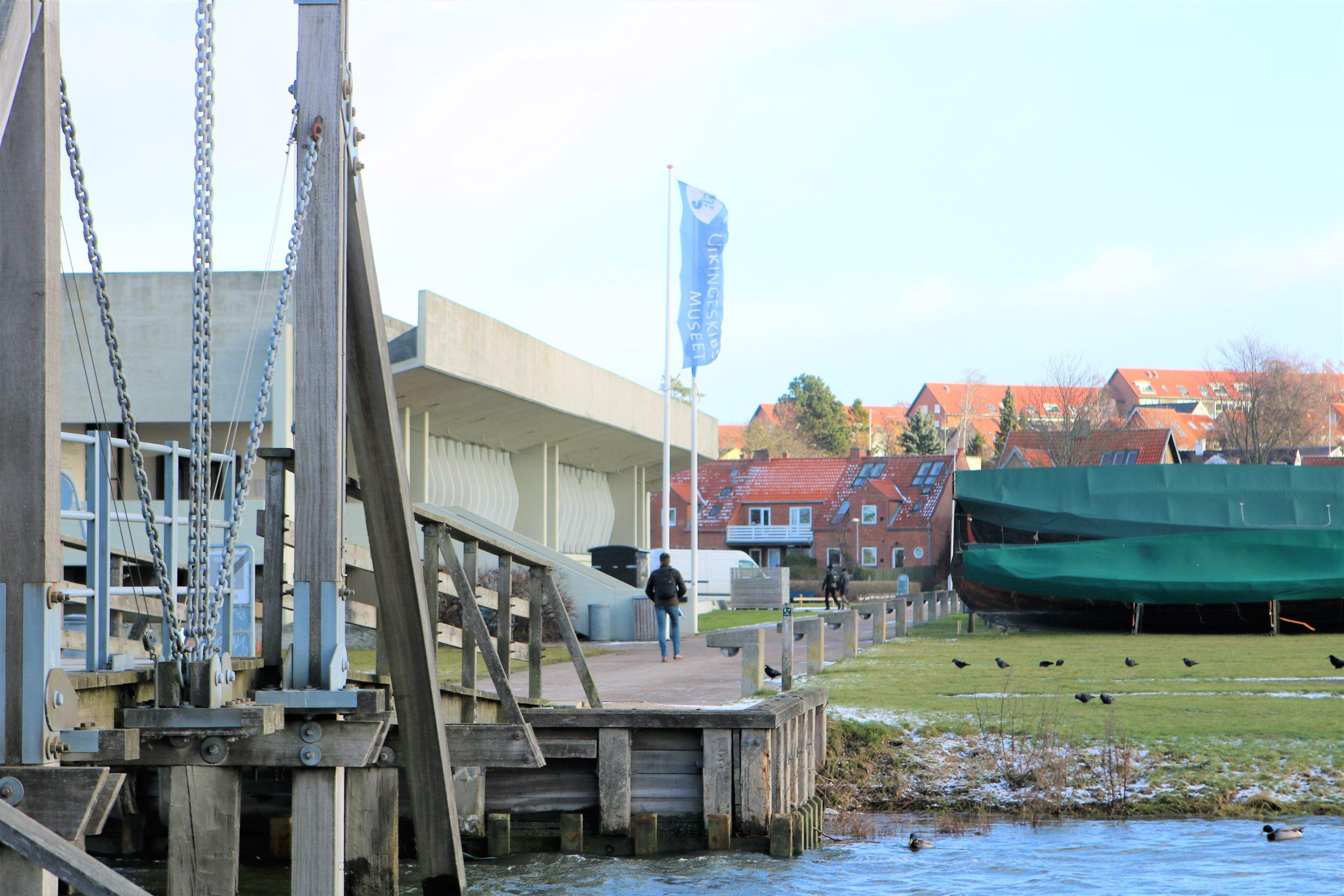 Roskilde Oplevelseshavn søger frivillige