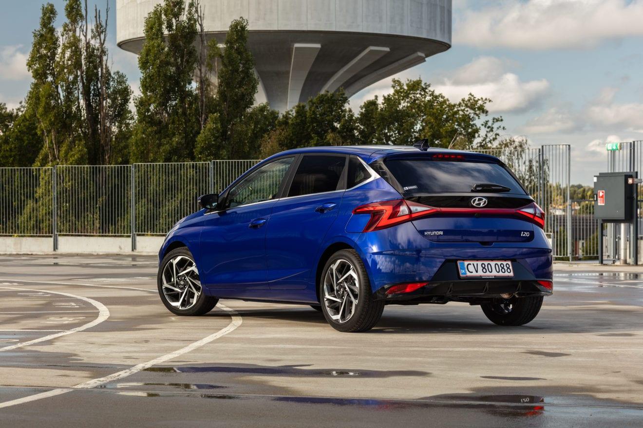 Helt ny Hyundai i20 får Danmarkspremiere i Roskilde