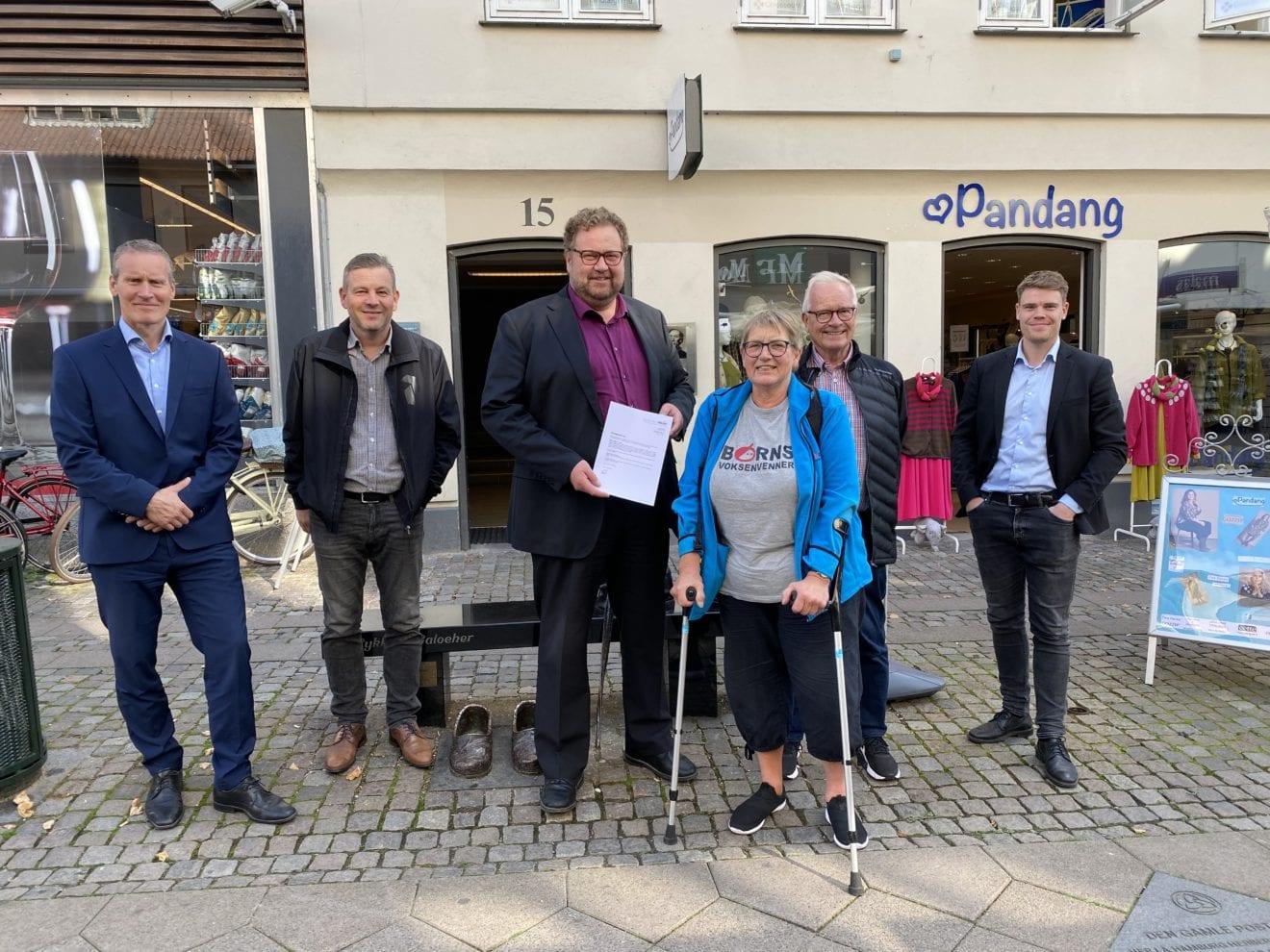 Børns Voksenvenner Roskilde har modtaget stor donation