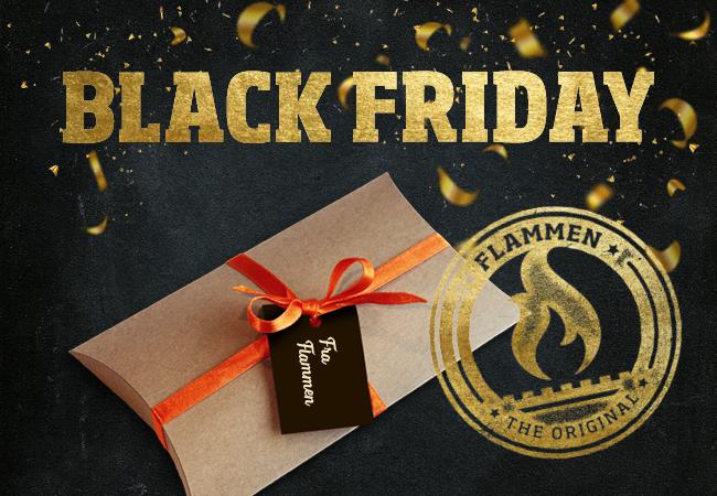 Black Friday-tilbud hos Flammen