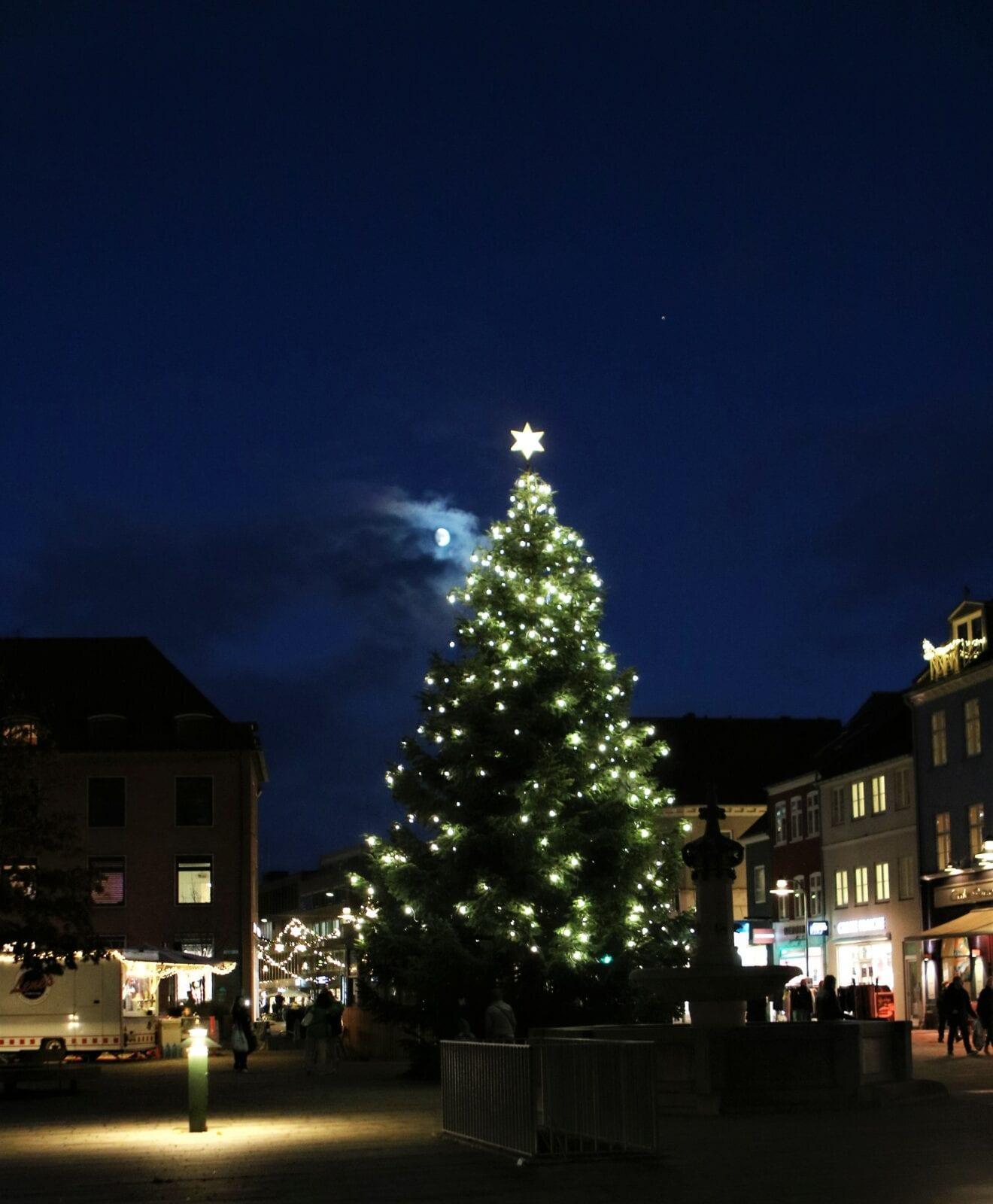 Julen har ramt Roskilde
