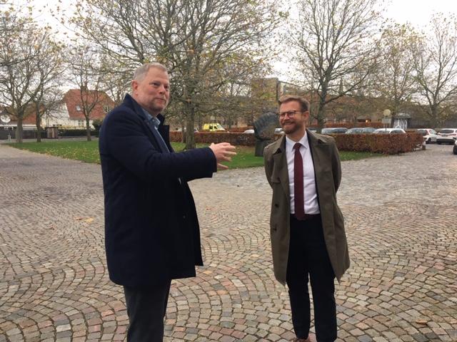 Roskilde Kommune underskriver klimasamarbejdsaftale med regeringen