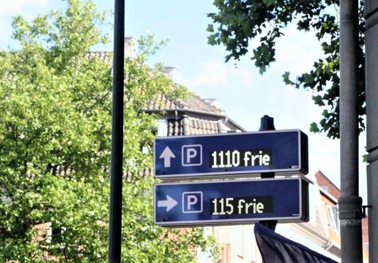 Nyt parkeringssystem på vej i bymidten