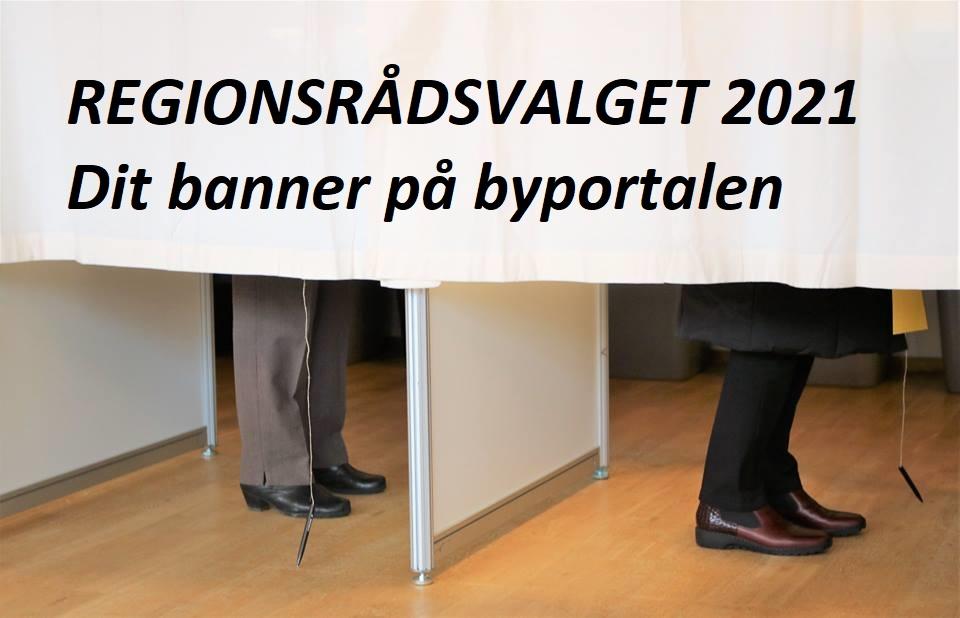 Regionsvalget 2021