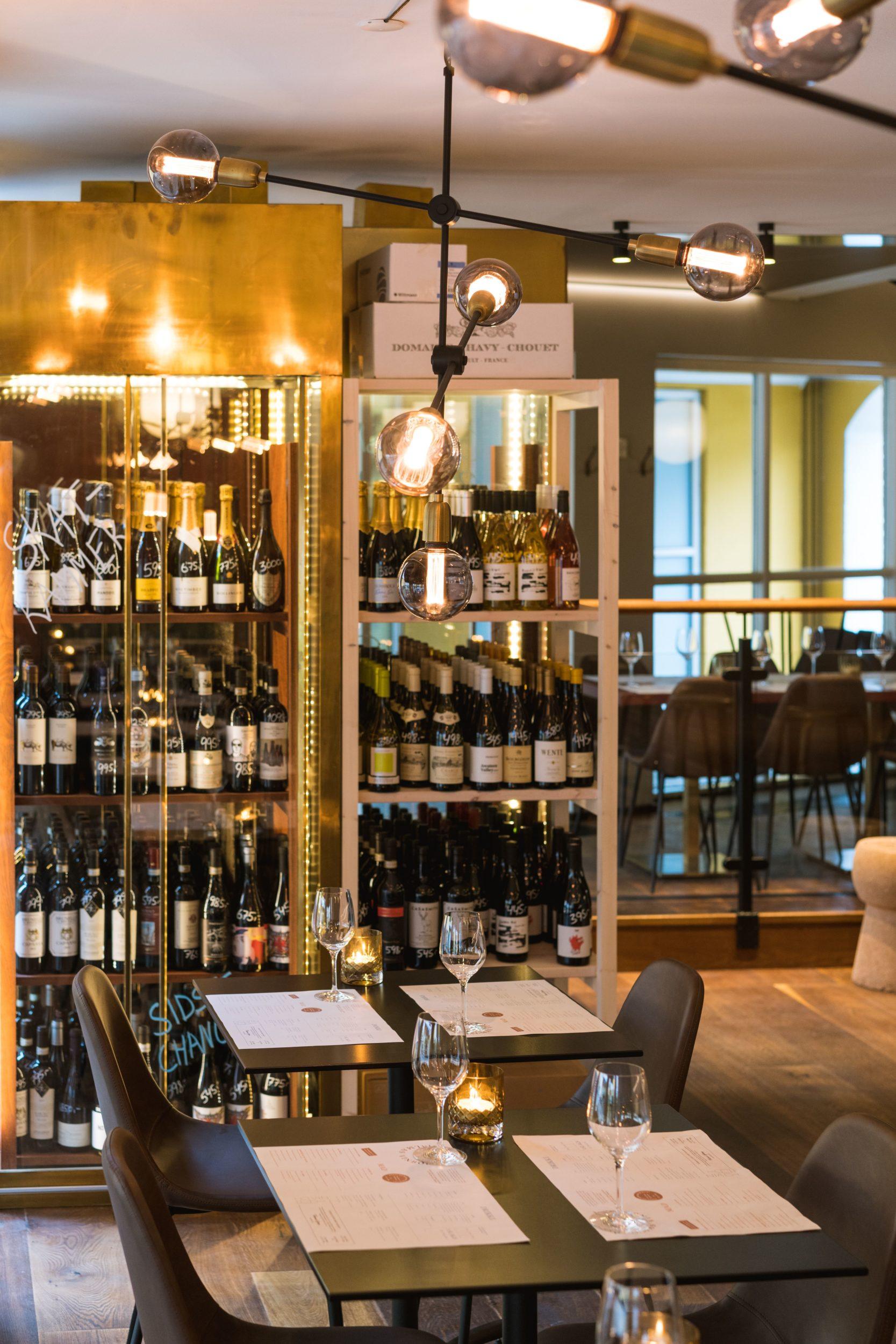 Ny vinbodega er en hyldest til hyggen og smagen af Roskilde