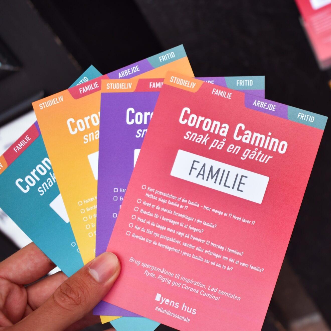 Brug for lidt selskab i juledagene? - Gå en Corona Camino!