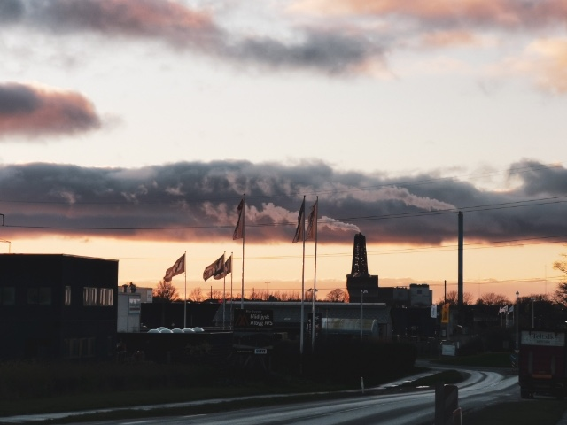 Udsigten til Roskilde