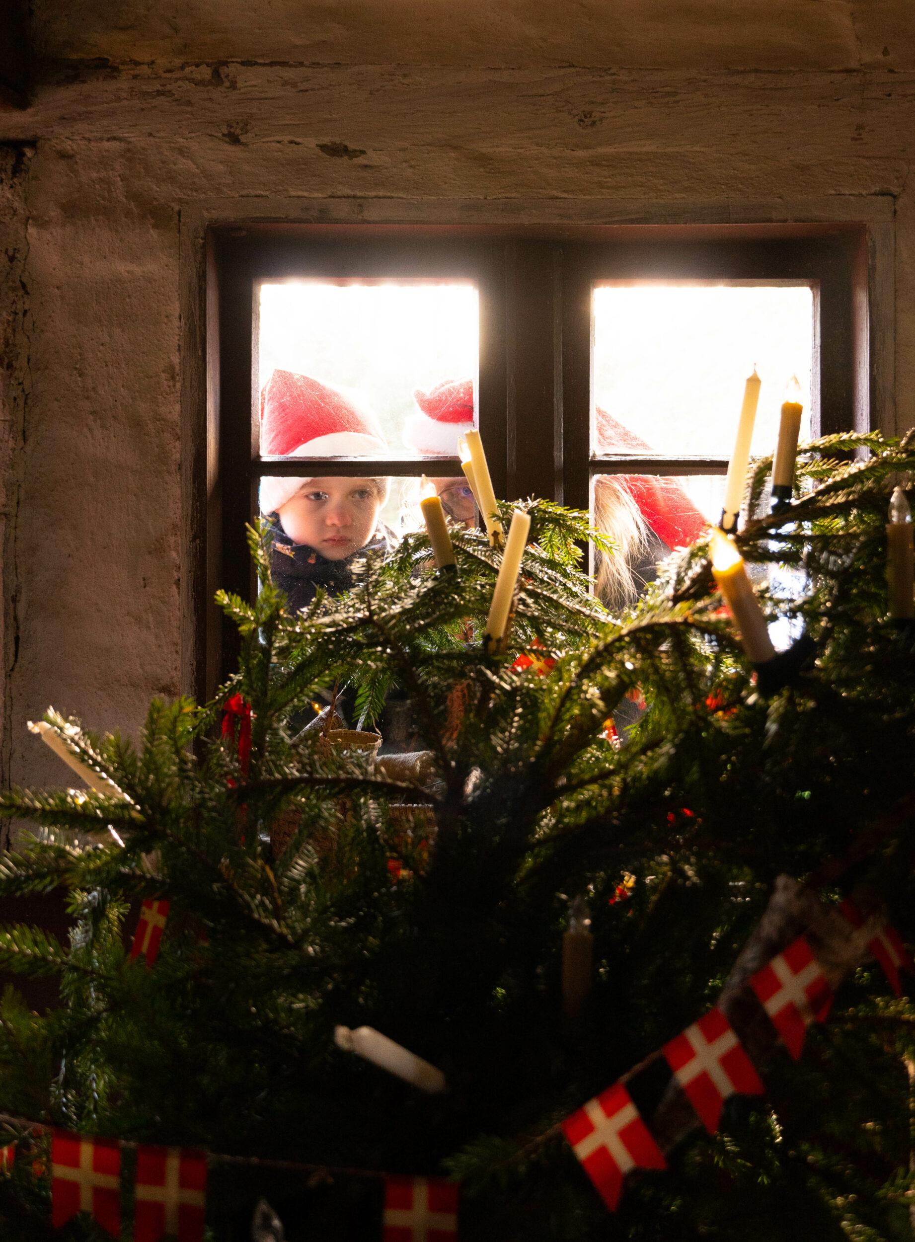 Frilandsmuseet holder udendørs jul