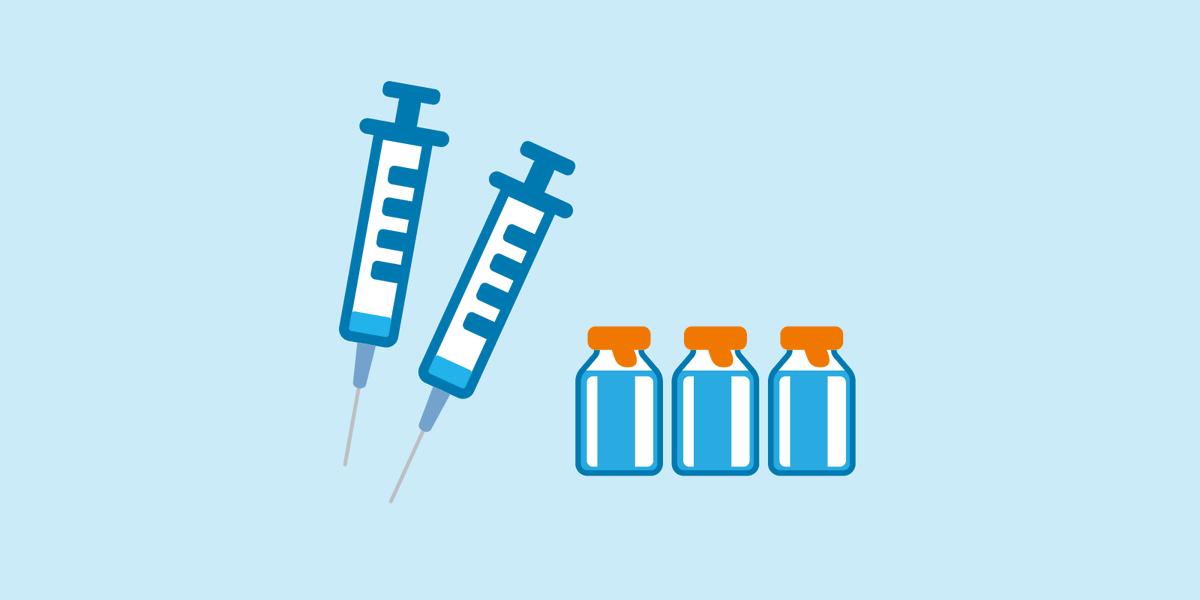 Status på vaccination af borgere i Roskilde Kommune