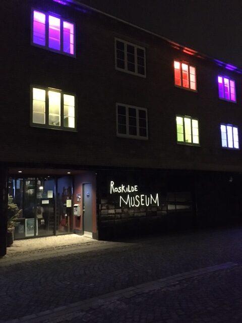 Det farverige museum