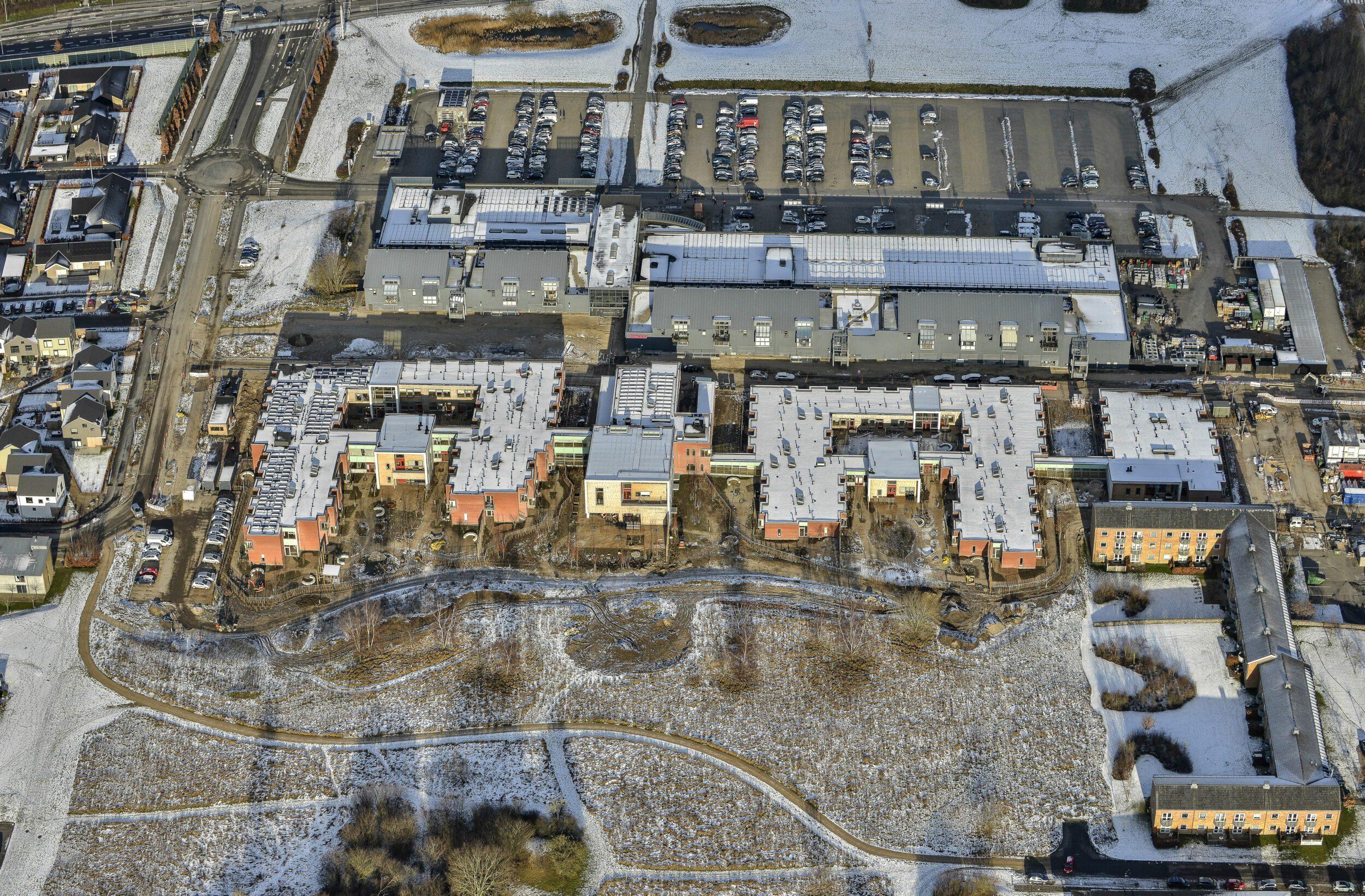 Når man køber grund af Roskilde Kommune, skal man bygge bæredygtigt