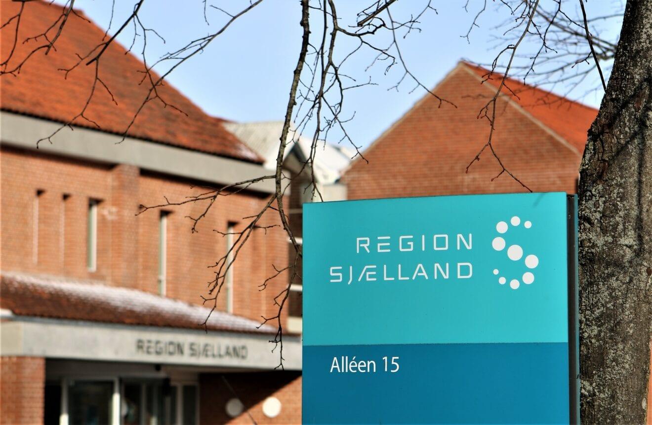 Region Sjælland går igen ned i COVID-19 beredskab