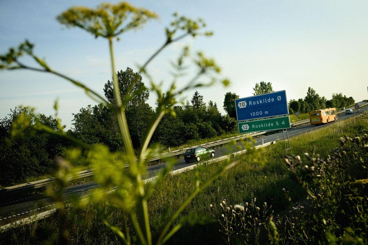 Transportministeren anerkender at støjen fra motorveje mange steder er for høj