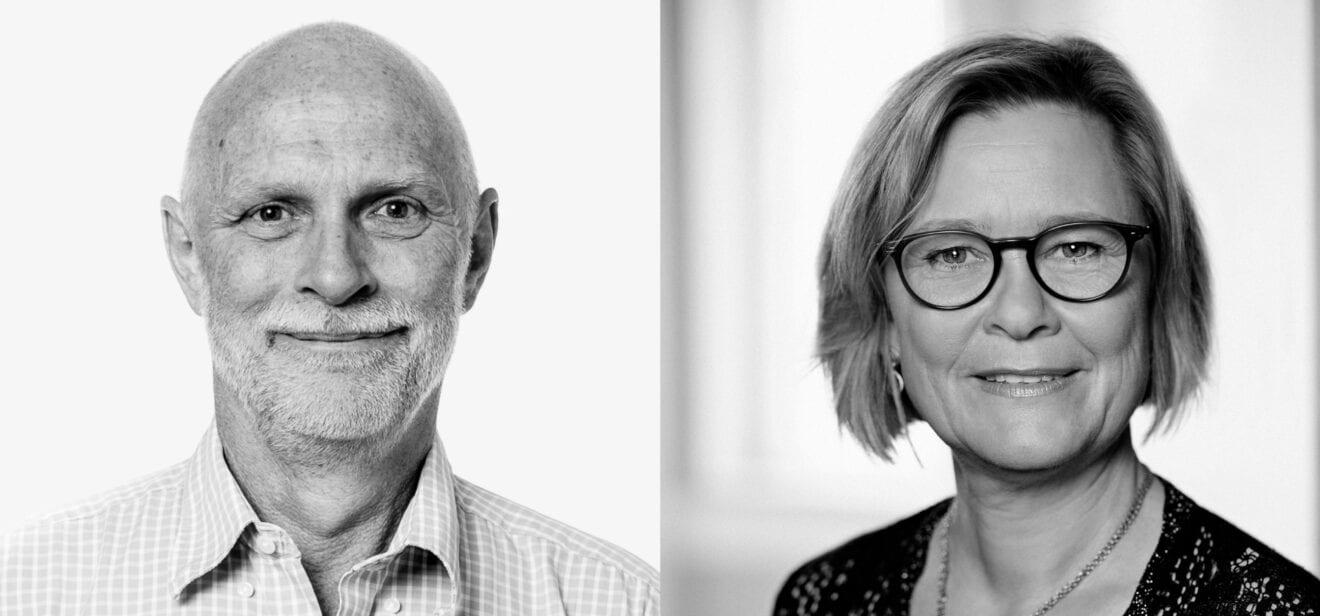 Viggo Andreasen og Lone Simonsen vinder RUC's forskningsformidlingspris