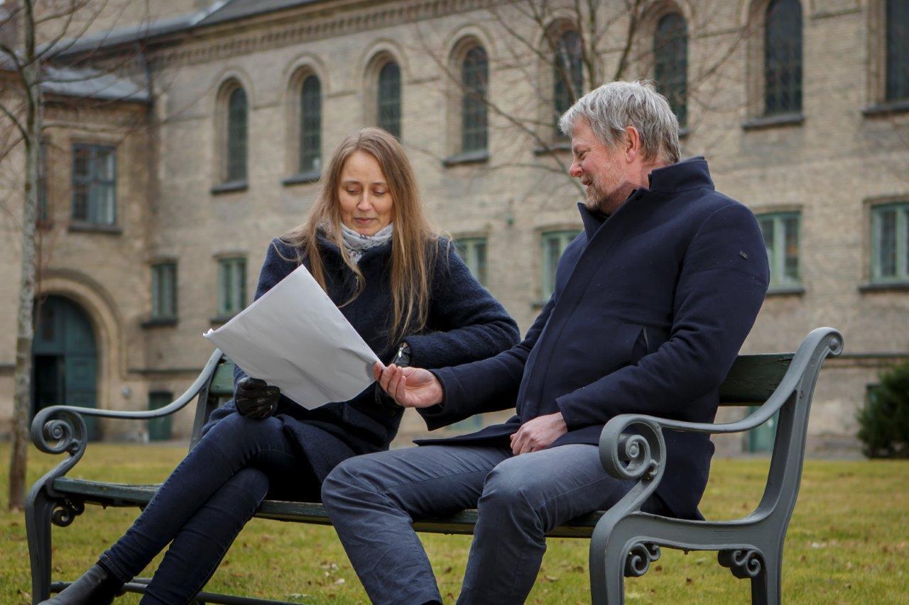 Stolt over at arbejde på Sankt Hans-projektet i Roskilde