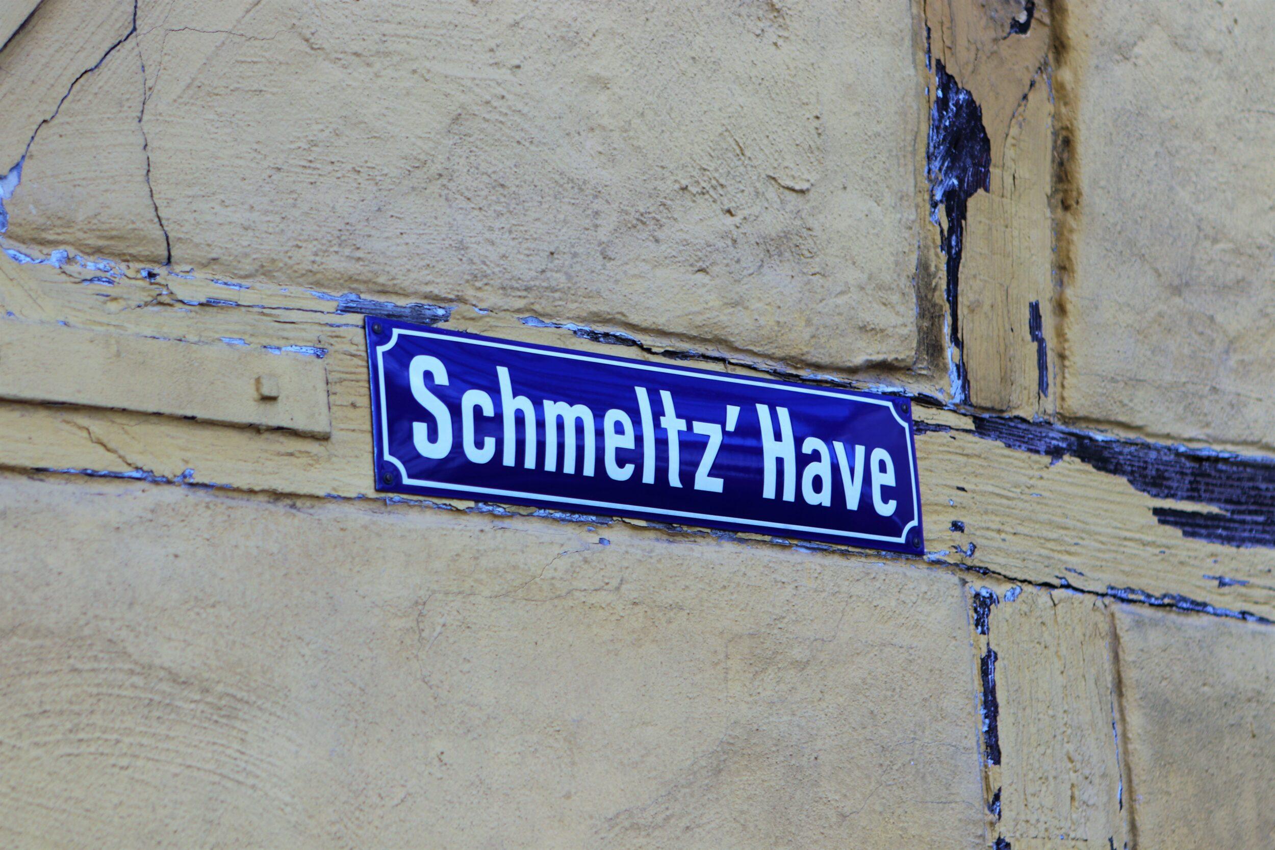 Schmeltz' Have - en lille oase i travlheden