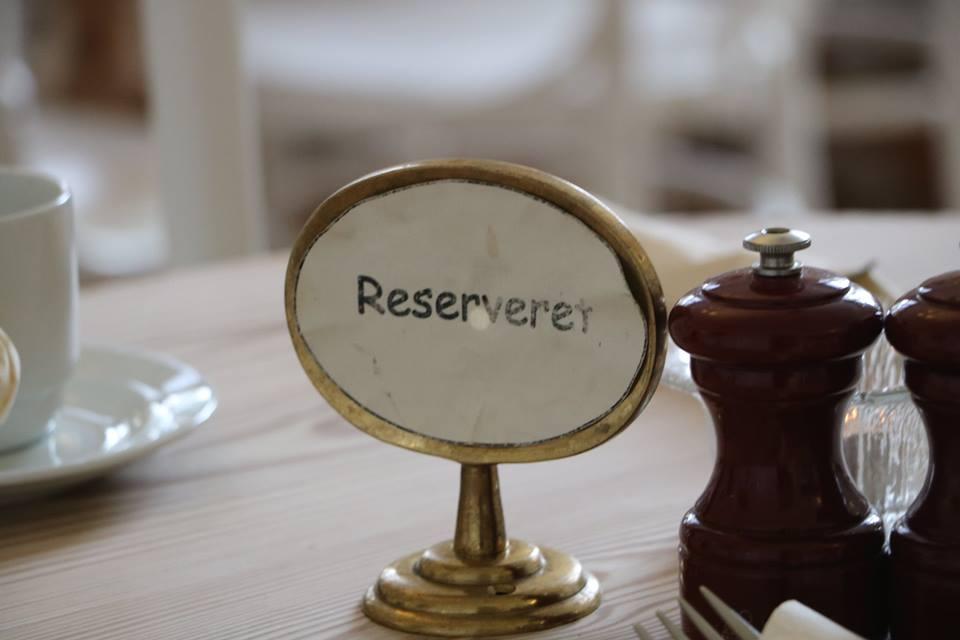 Her er de opdaterede retningslinjer for serveringssteder