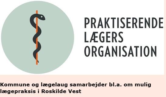Kommune og lægelaug samarbejder bl.a. om mulig lægepraksis i Roskilde Vest