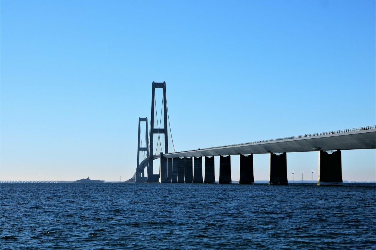 Cykelløb forlænger rejsetiden over Storebæltsbroen på lørdag
