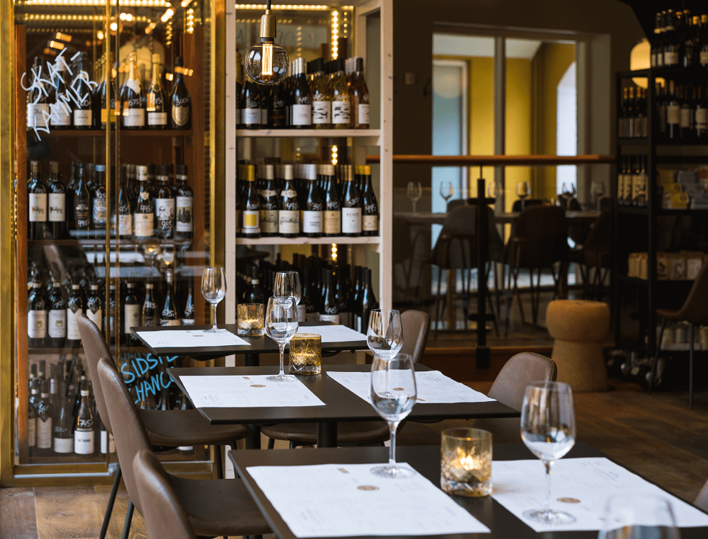 Vinbodega i Roskilde starter vinklub