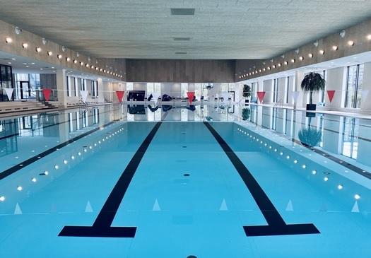 Roskilde Badet nærmer sig åbning