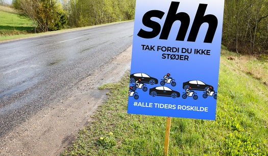 Støjkampagne i Roskilde
