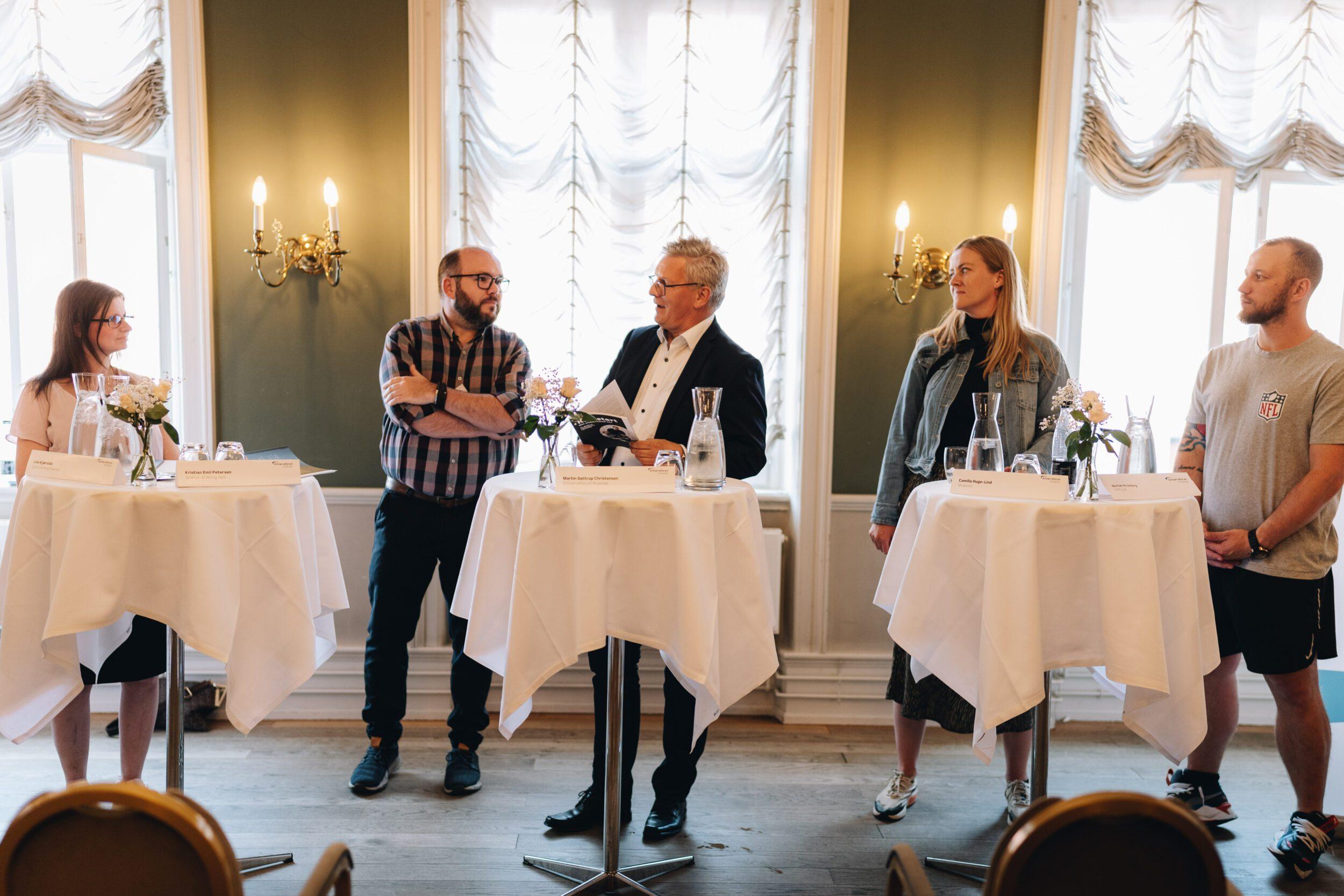 Roskilde bobler af iværksætterglæde