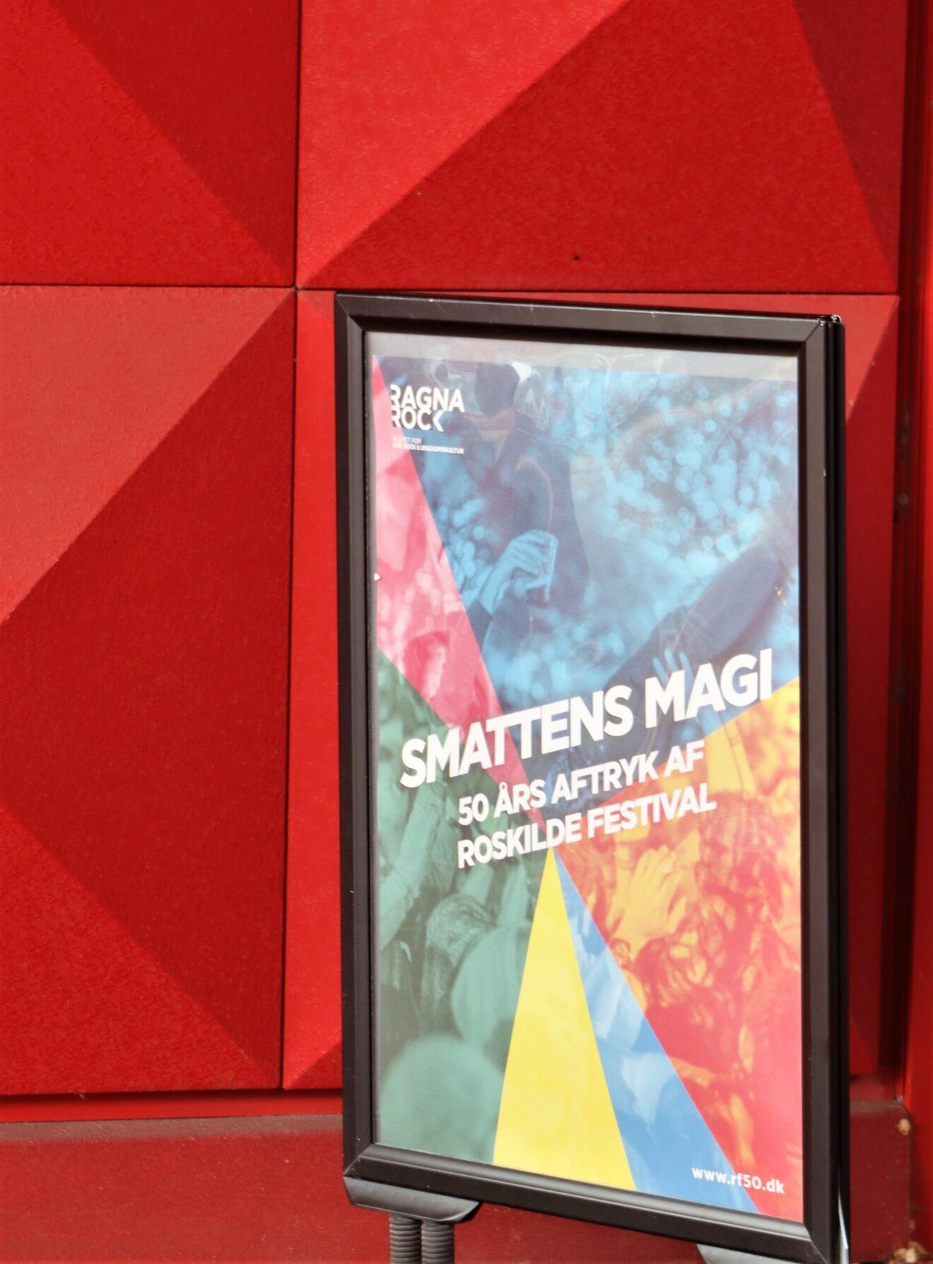 Smattens magi - historien om Roskilde Festival