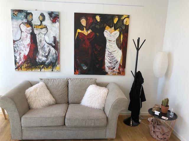 Kunstterapi i Roskilde og Ringsted